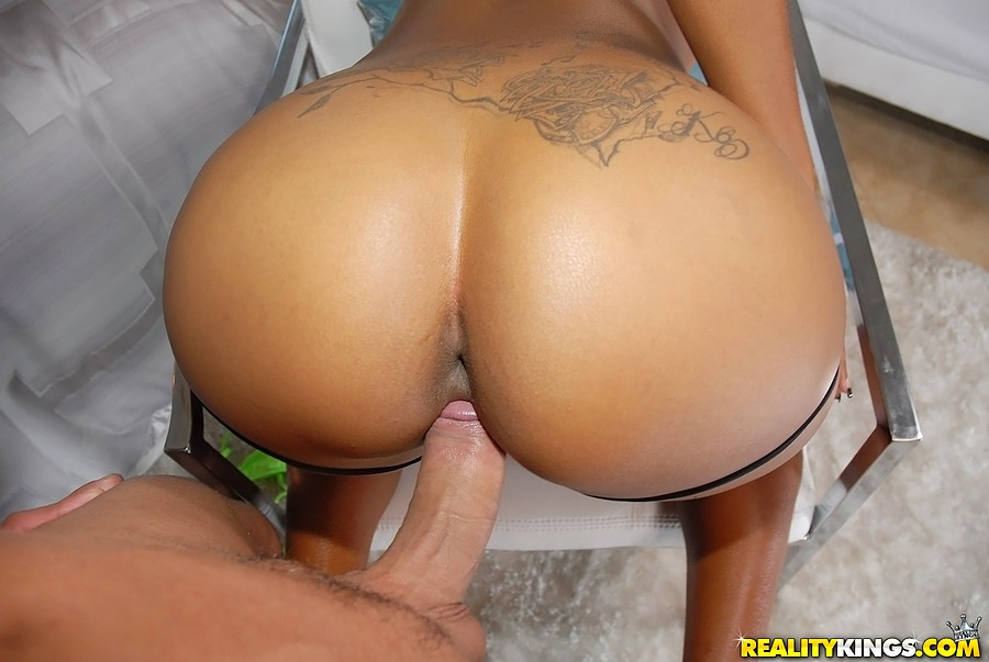Big Brown Ass Porn 29